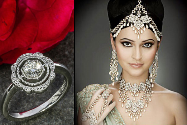 Tips To Take Care Of Your Bridal Jewellery Platinum Jewellery