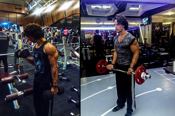 Diet and Fitness Secrets of Tiger Shroff