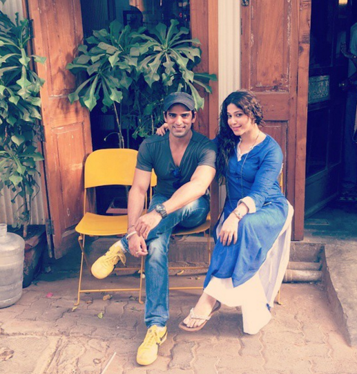 Mohit Malik And Addite Malik