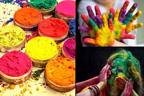 Eco-Friendly Ways to Celebrate Holi