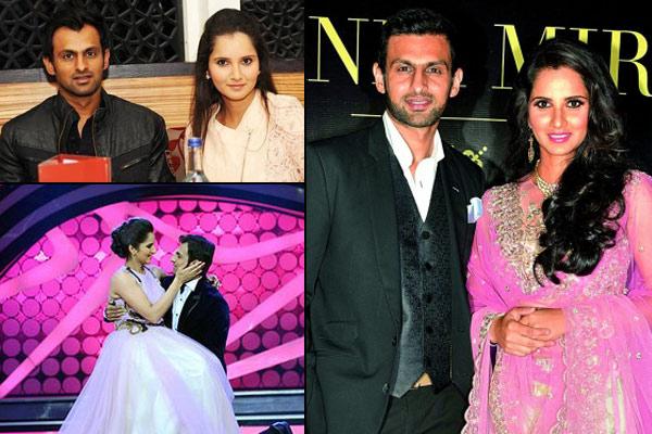 The Love Tale Of Tennis Star Sania Mirza And Pakistani Cricketer Shoaib Malik