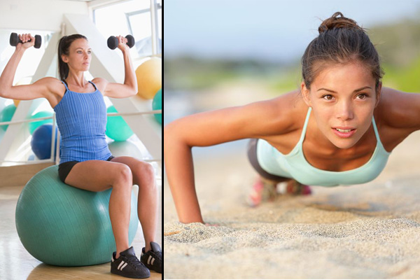 Best Exercises For Brides To Get A Bikini Body For Their Honeymoon