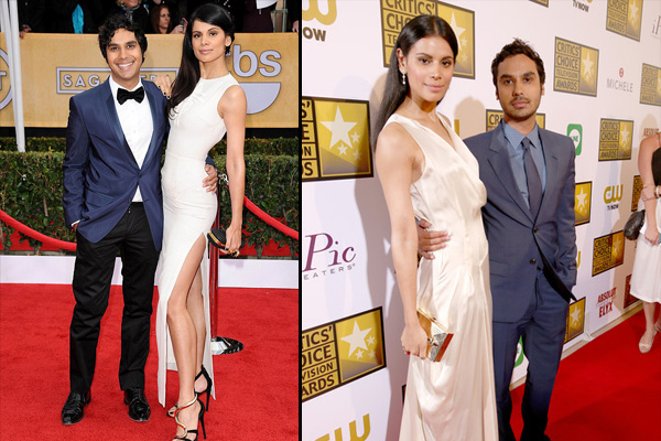 love story of the big bang theory kunal nayyar and neha kapur