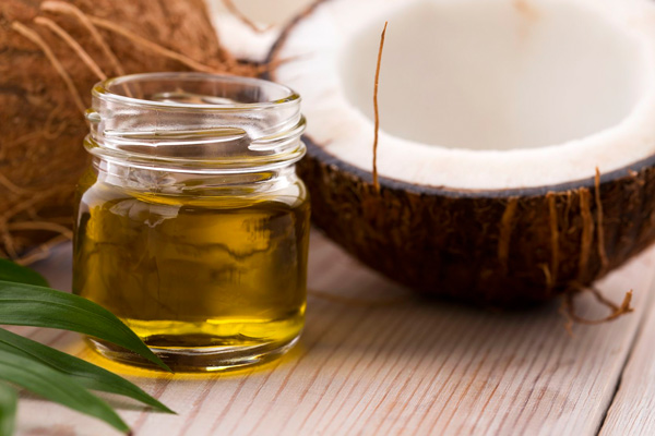 Coconut Oil Home Remedy