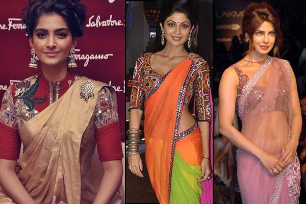 Embellished blouse blouse design