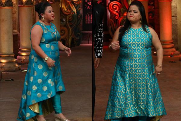 Comedy Queen Bharti Singh