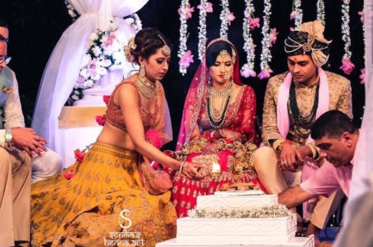 Pulkit Mehta and Charu Sachdeva wedding