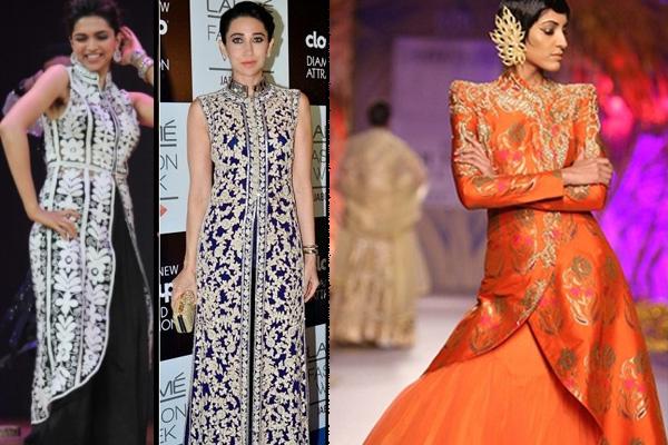 Jacket Look For Diwali