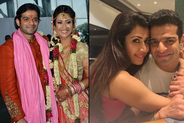 Karan Patel and Ankita Bhargava