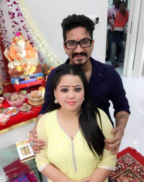 Bharti Singh And Harsh Limbachiyaa