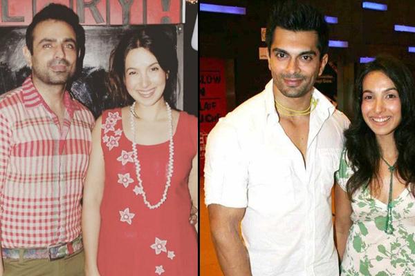 Karan Singh Grover and Shraddha Nigam