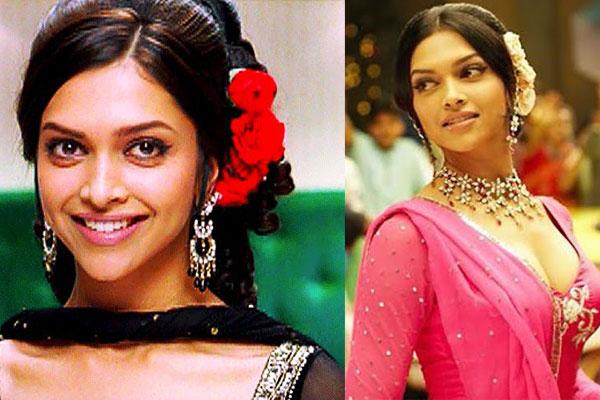 Deepika Padukone Om Shanti Om Look