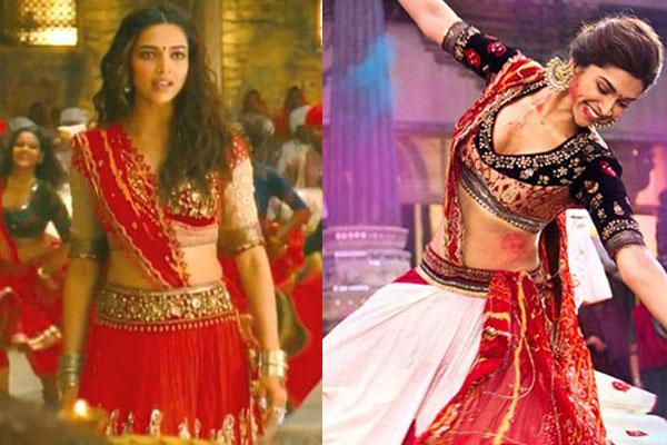 Ram Leela Look of Deepika