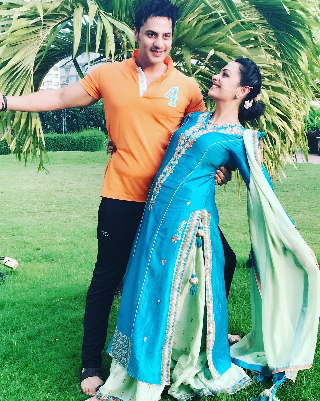 Ashita Dhawan and Shailesh Gulabani