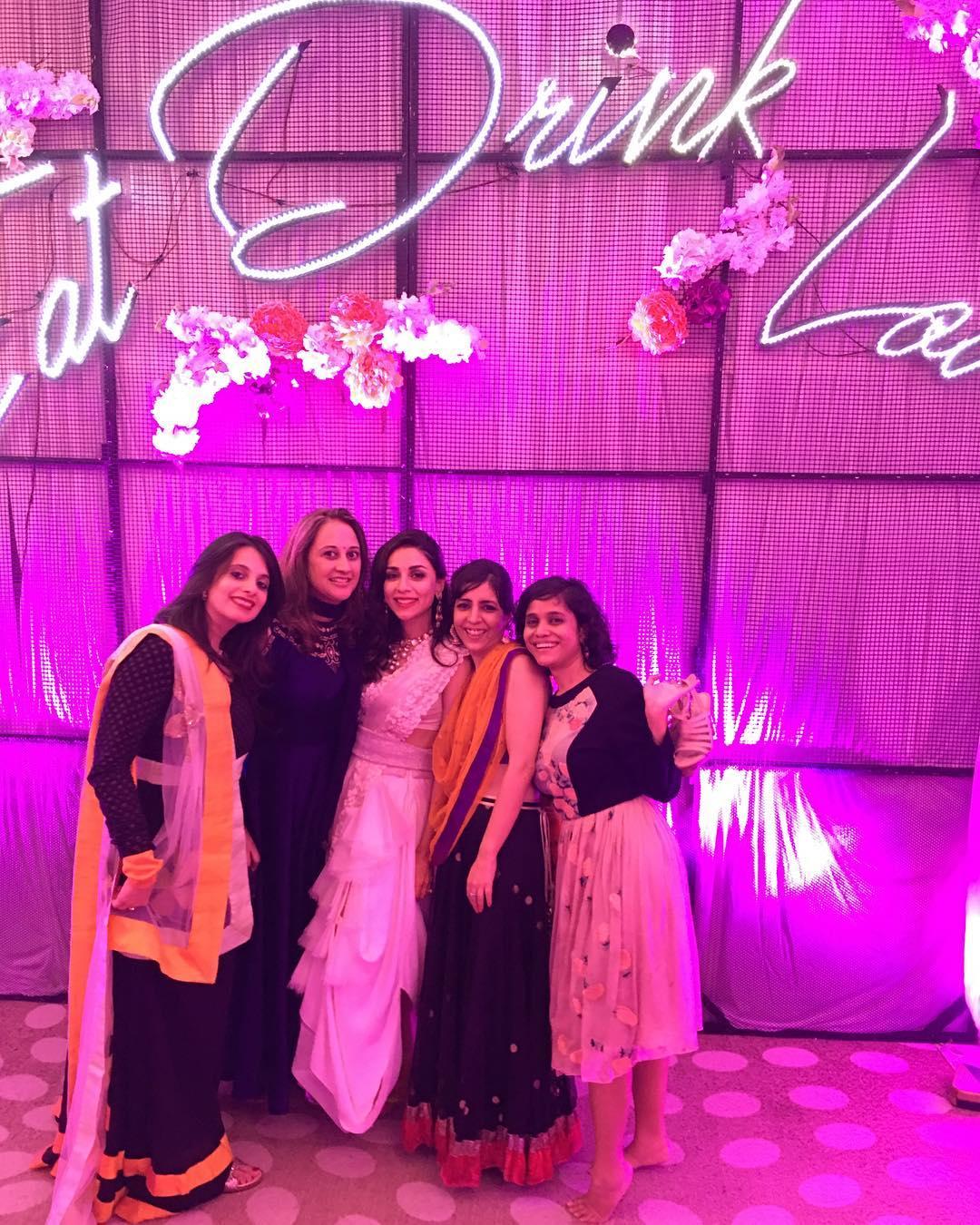 Amrita Puri Wedding