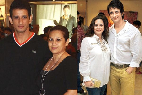 Sharman Joshi And Mansi Joshi Roy