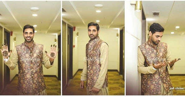 Bhuvneshwar Kumar Wedding