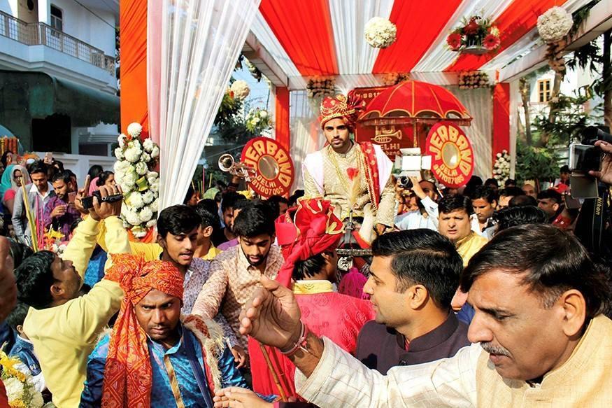 Bhuvneshwar Wedding
