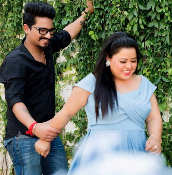 Bharti and Haarsh