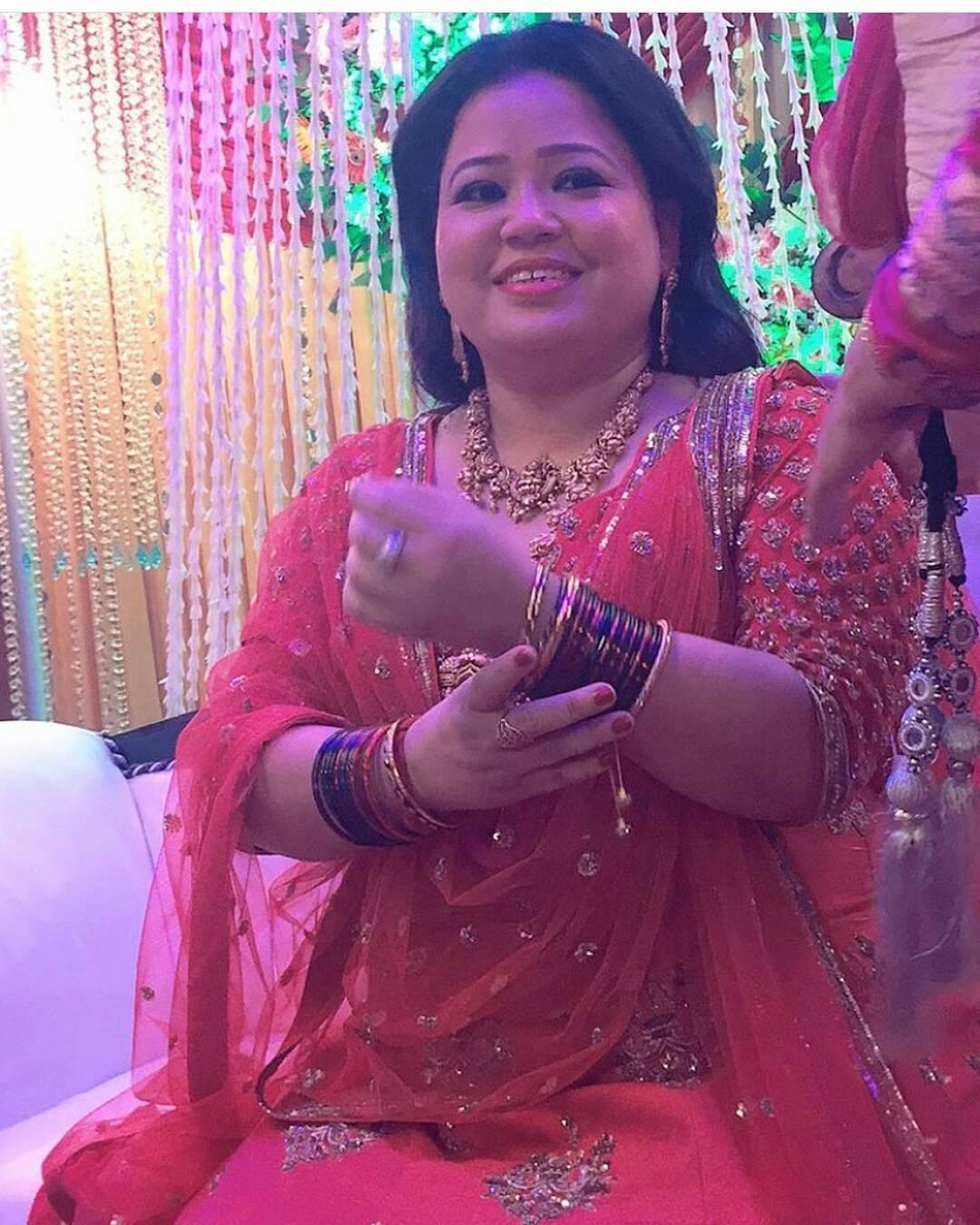 bharti singh bangle ceremony