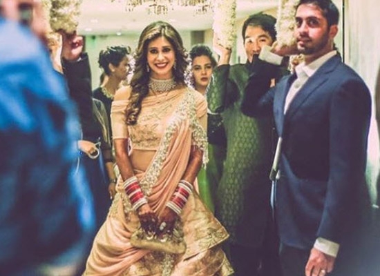 How Brides Can Look Slimmer On Wedding