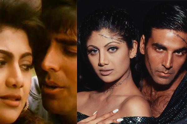 Akshay Kumar and Shilpa Shetty Love Affair