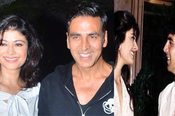 Akshay Kumar and Pooja Batra Love Affair