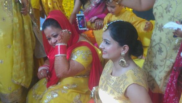 Bharti Singh Wedding Looks