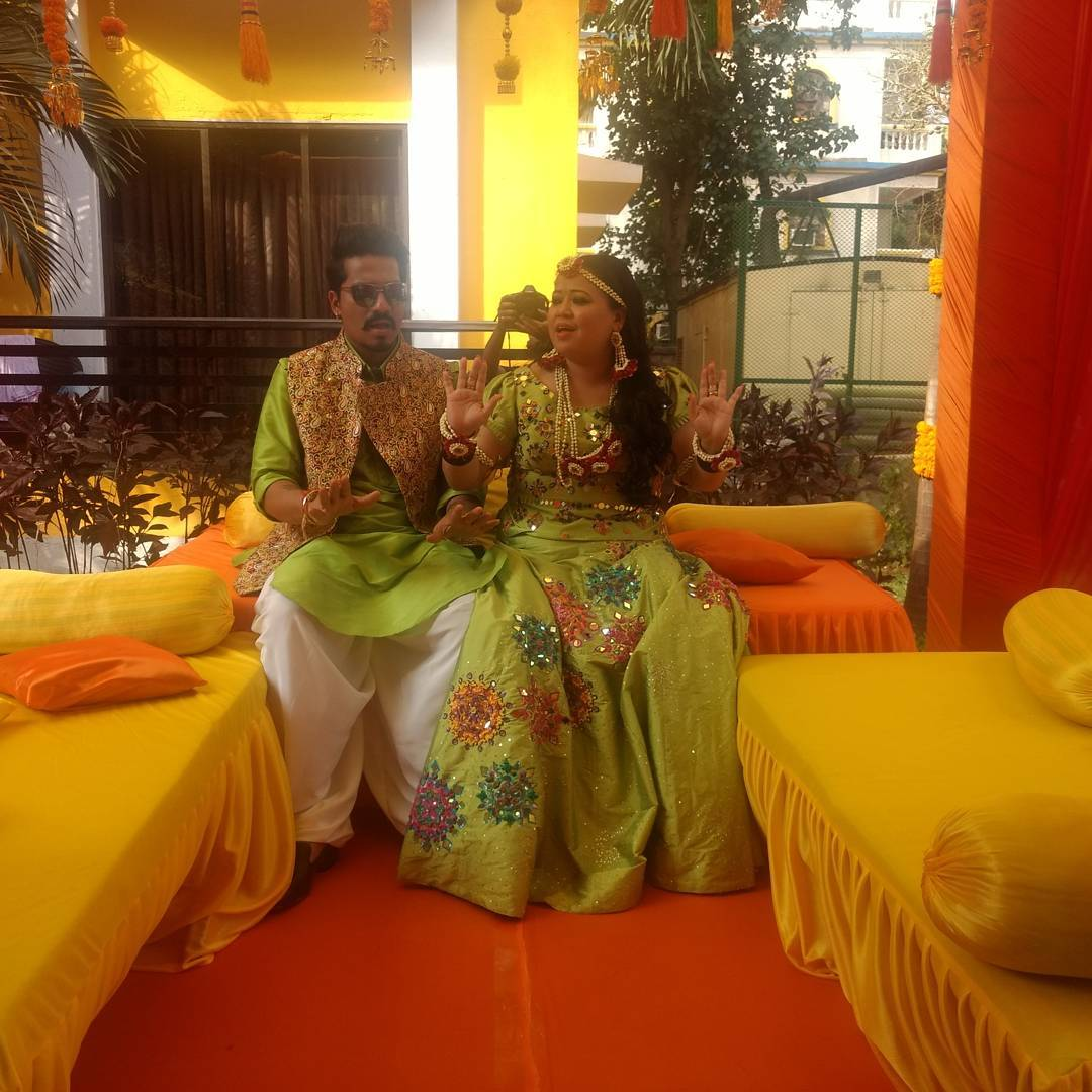 Planning Tips From Bharti's Wedding