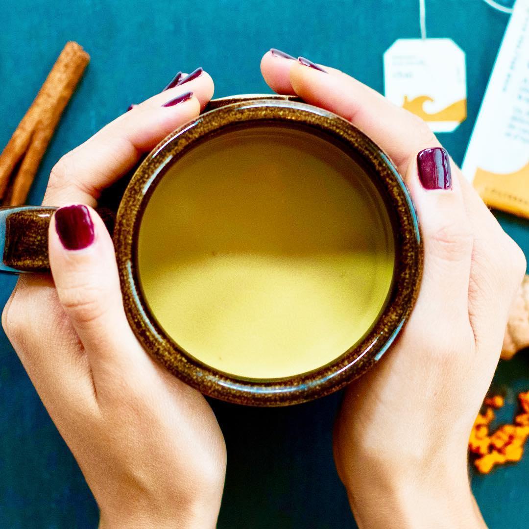 Turmeric Milk Or Haldi-doodh