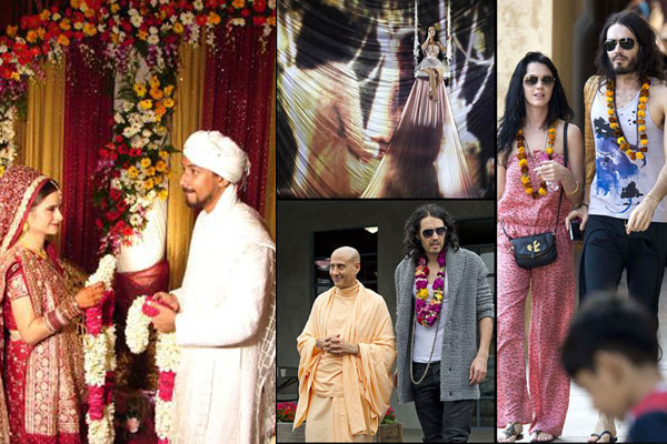 Katy Perry And Russell Brand Indian Wedding