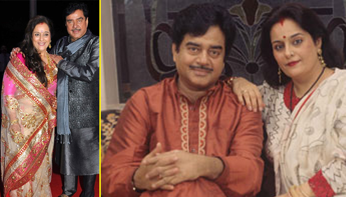 Shatrughan Sinha Poonam Marriage