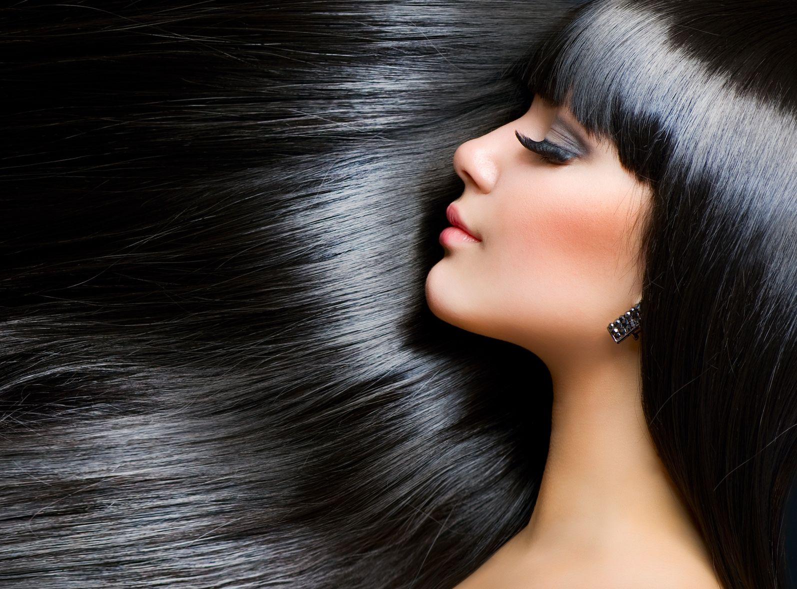 Benefits Of Salt On Hair