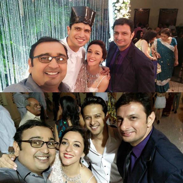 Nauheed Cyrusi Wedding