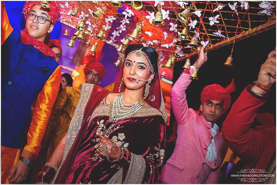 Image: The Wedding Story