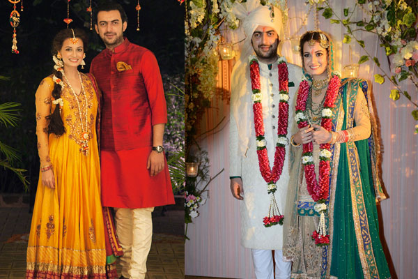 List bollywood married actress Top 10