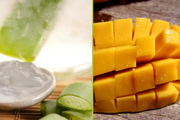Mango Based Hair Packs
