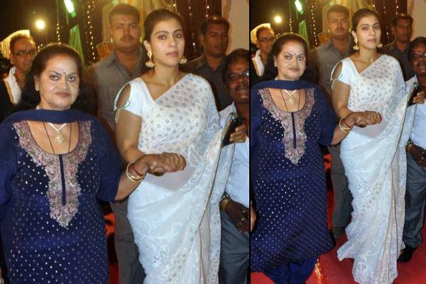 Kajol and Veena Devgn
