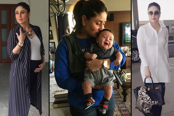 Kareena Kapoor Khan Post pregnancy