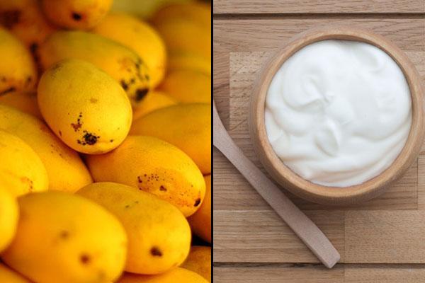mango face packs