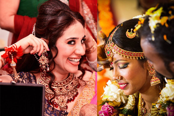 Weddings are full of colours of emotions
