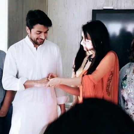 Smriti Khanna engagement/Image: Instagram