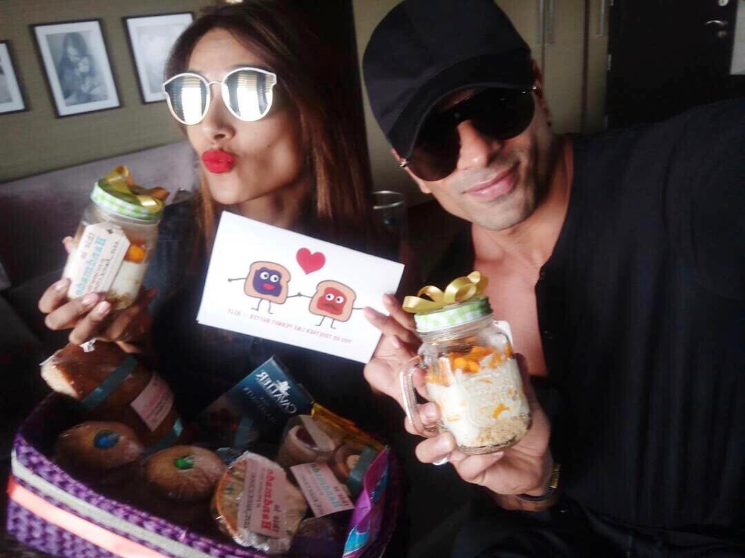 Bipasha Basu and Karan Singh Grover Instagram