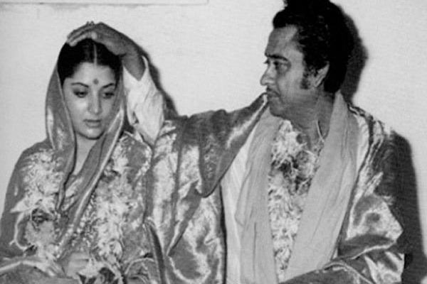 Kishore Kumar and Yogeeta Bali / IndiaTV News