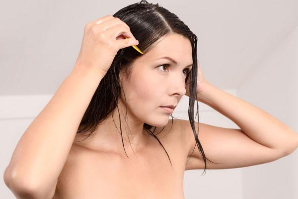 charcoal hair benefits