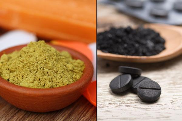 charcoal beauty benefits