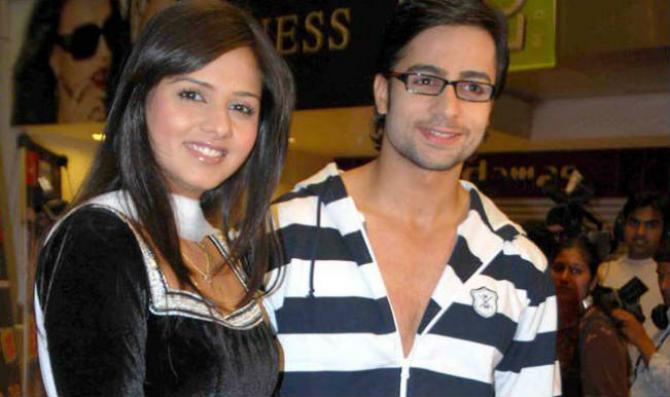 Daljiet Kaur and Shaleen Bhanot