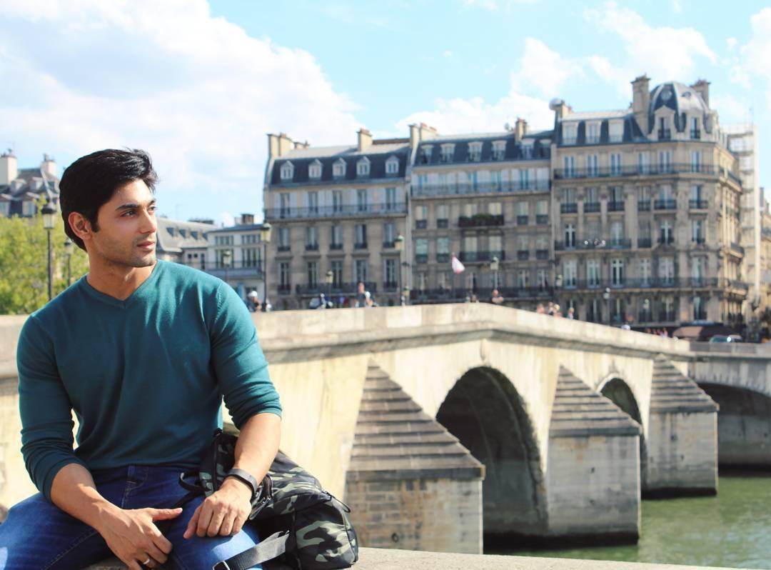Ruslaan Mumtaz Nirali Mehta In Paris