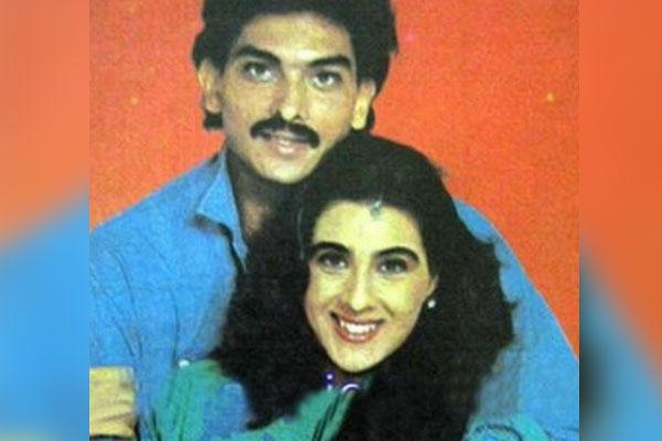 Amrita Singh Ravi Shastri