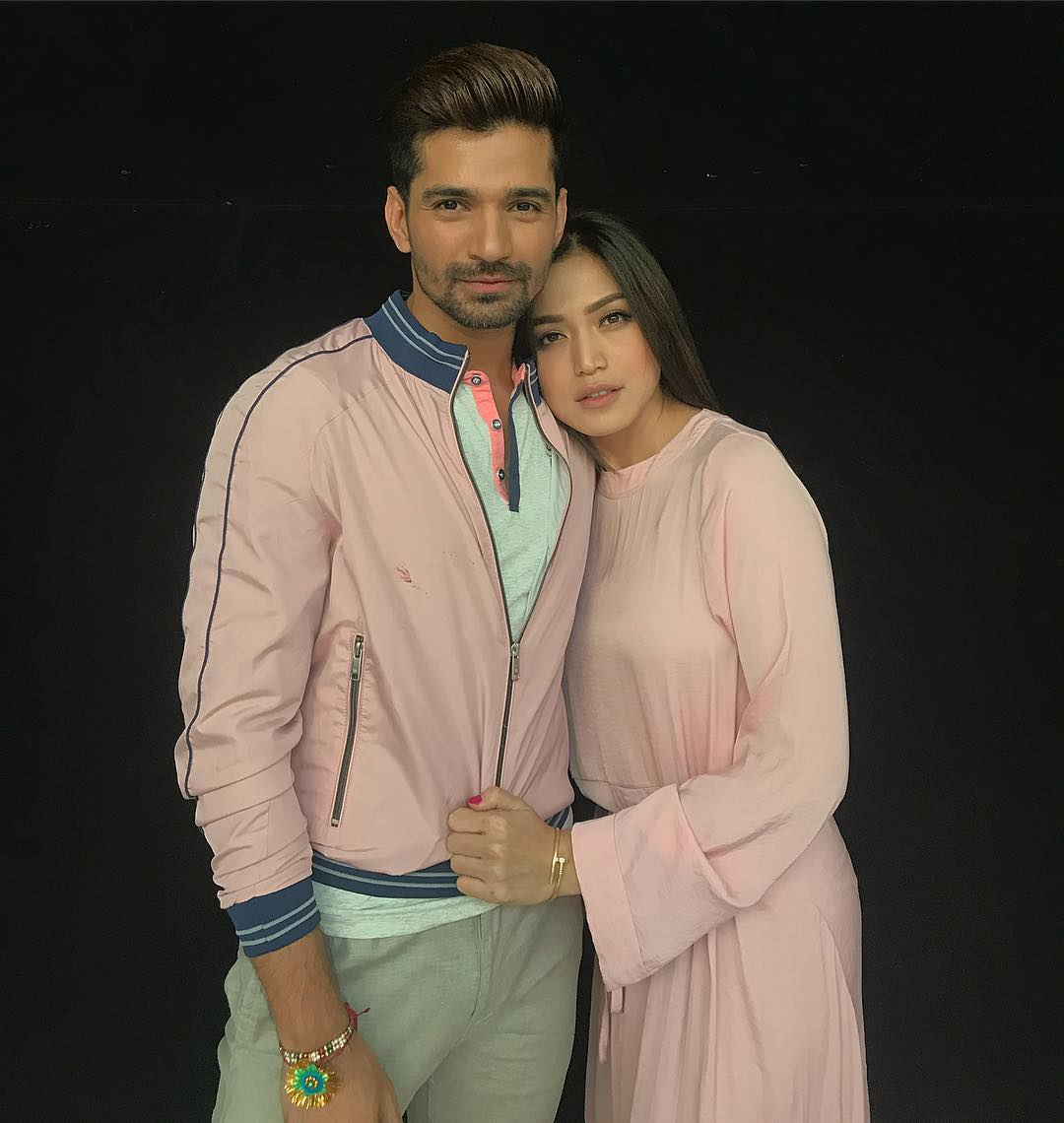 Vishal Singh Jessica Iskandar